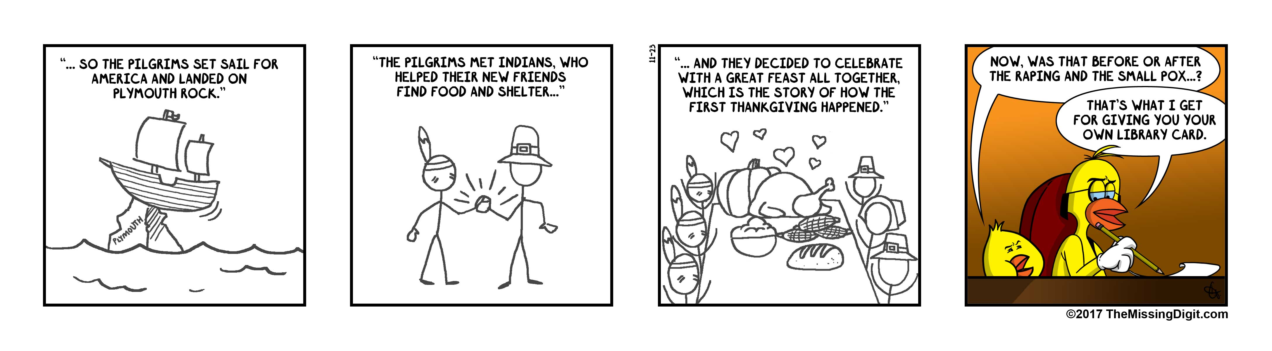 """Thanksgiving Story"""
