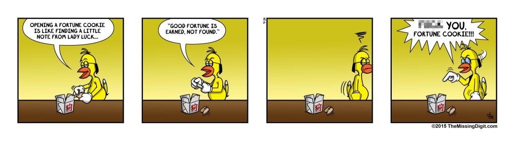 Unfortunate Cookie